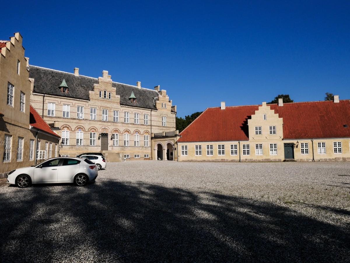 Court of Langholm castle